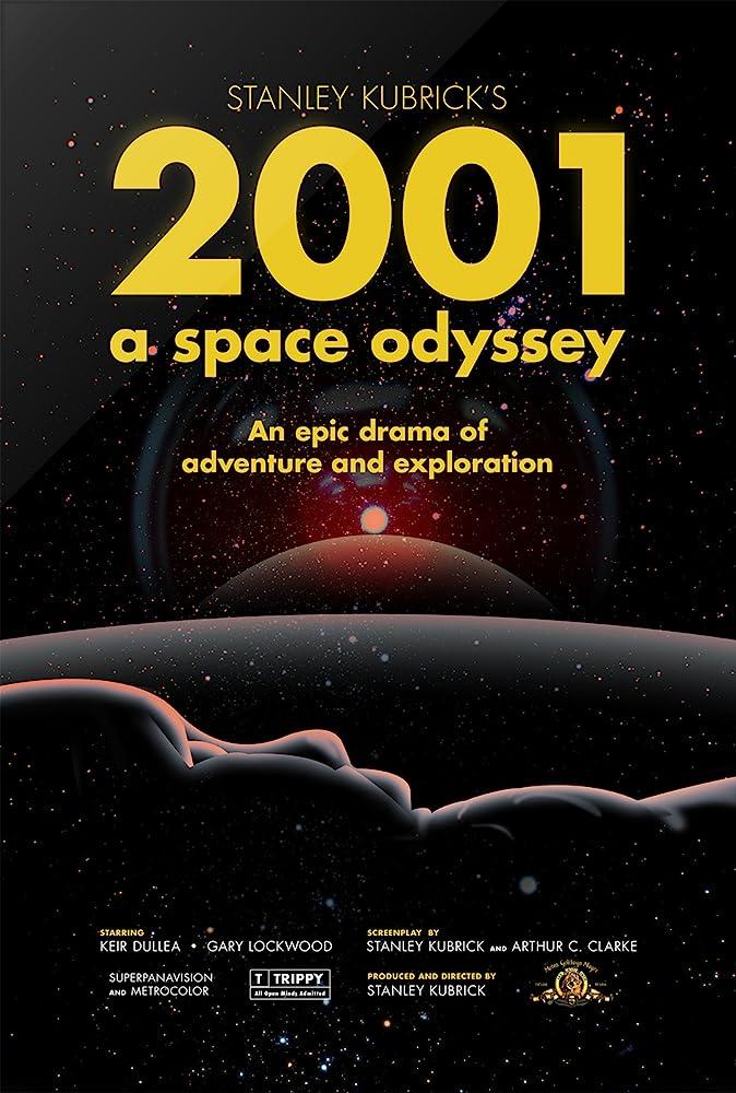 2001 წელი: კოსმიური ოდისეა / 2001: A SPACE ODYSSEY