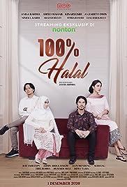 100% Halal Poster