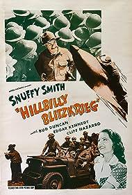Bud Duncan and Doris Linden in Hillbilly Blitzkrieg (1942)