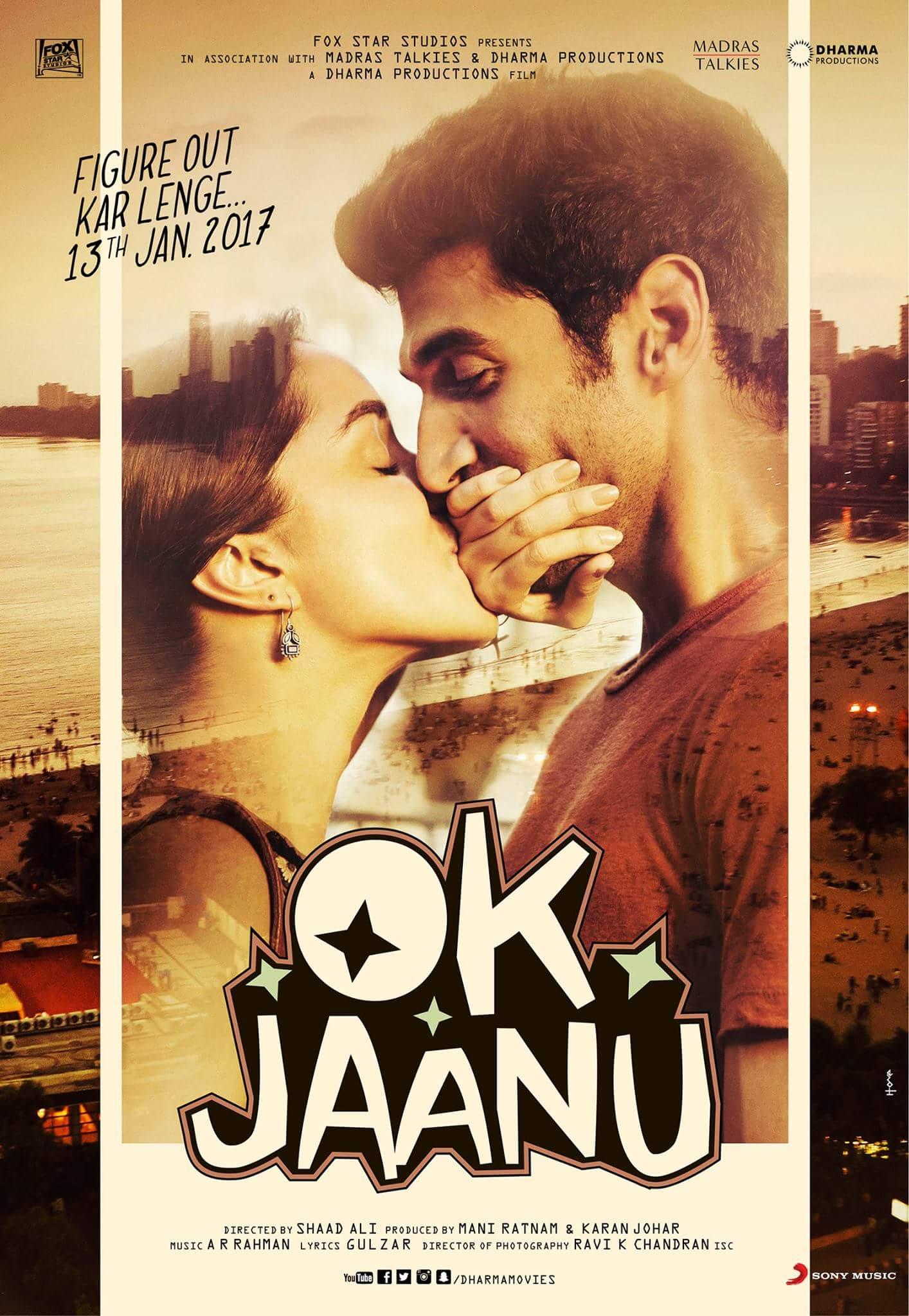 OK Jaanu (2017) - IMDb