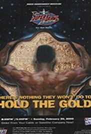 WCW SuperBrawl 2000 Poster