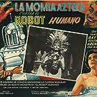 Rosita Arenas in La momia azteca contra el robot humano (1958)