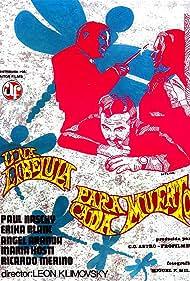 Una libélula para cada muerto (1975) Poster - Movie Forum, Cast, Reviews