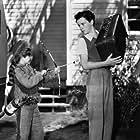 Freddie Bartholomew and Scotty Beckett in Listen, Darling (1938)