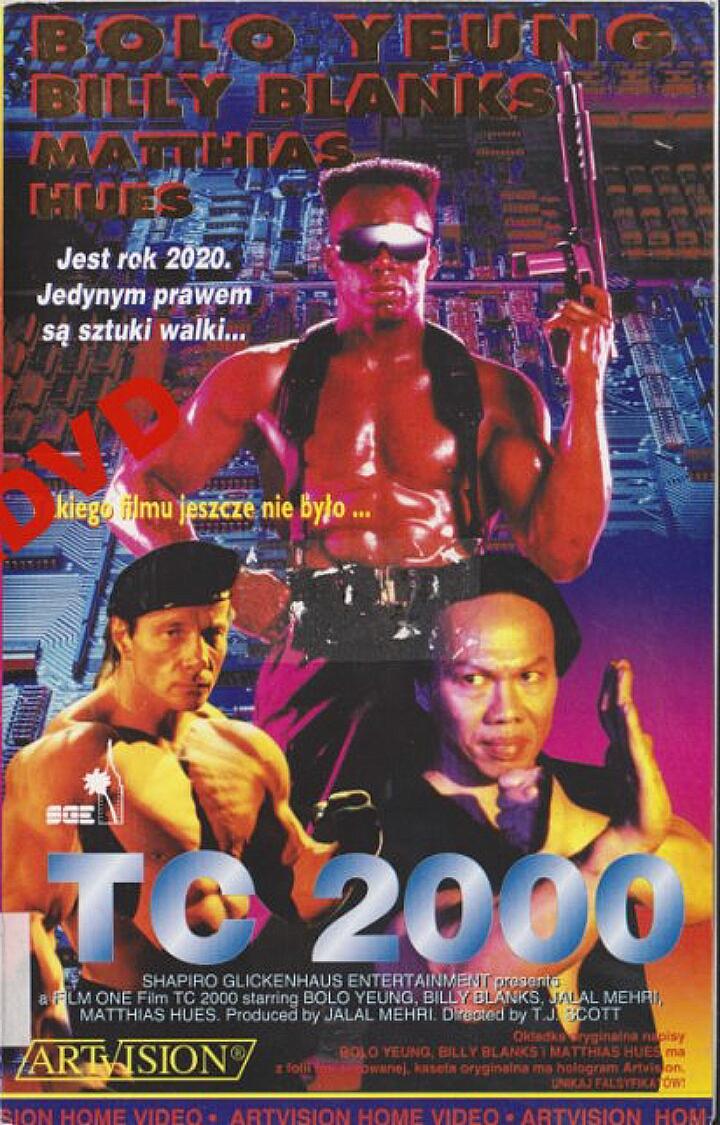 TC 2000 (1993) - IMDb
