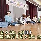 V, RM, BTS, Suga, Jimin, Jin, J-Hope, and Jungkook in BTS Collaboration Variety Show Part 2 (2021)
