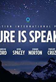 Nature Is Speaking Poster