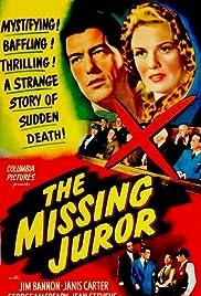 The Missing Juror Poster