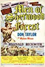 The Men of Sherwood Forest (1954) Poster