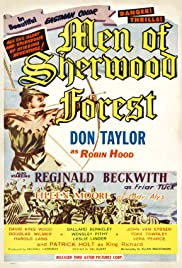 The Men of Sherwood Forest Poster