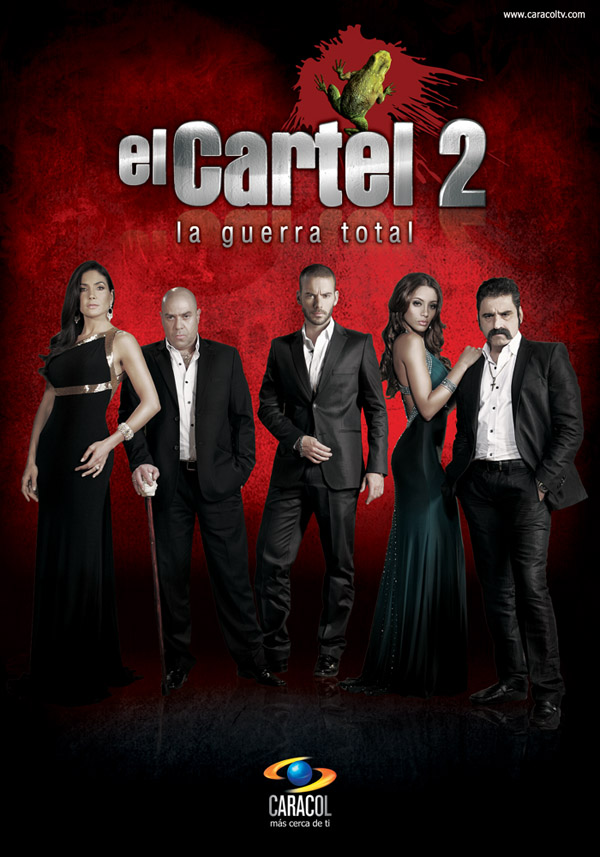 El Cartel 2 La Guerra Total Tv Series 2010 Imdb