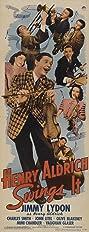 Henry Aldrich Swings It (1943) Poster