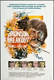 Breakout (1975) Poster - Movie Forum, Cast, Reviews