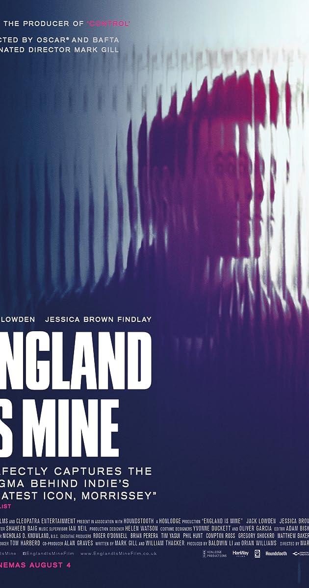 Subtitle of England Is Mine