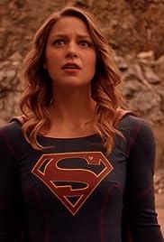 Supergirl Lives Poster