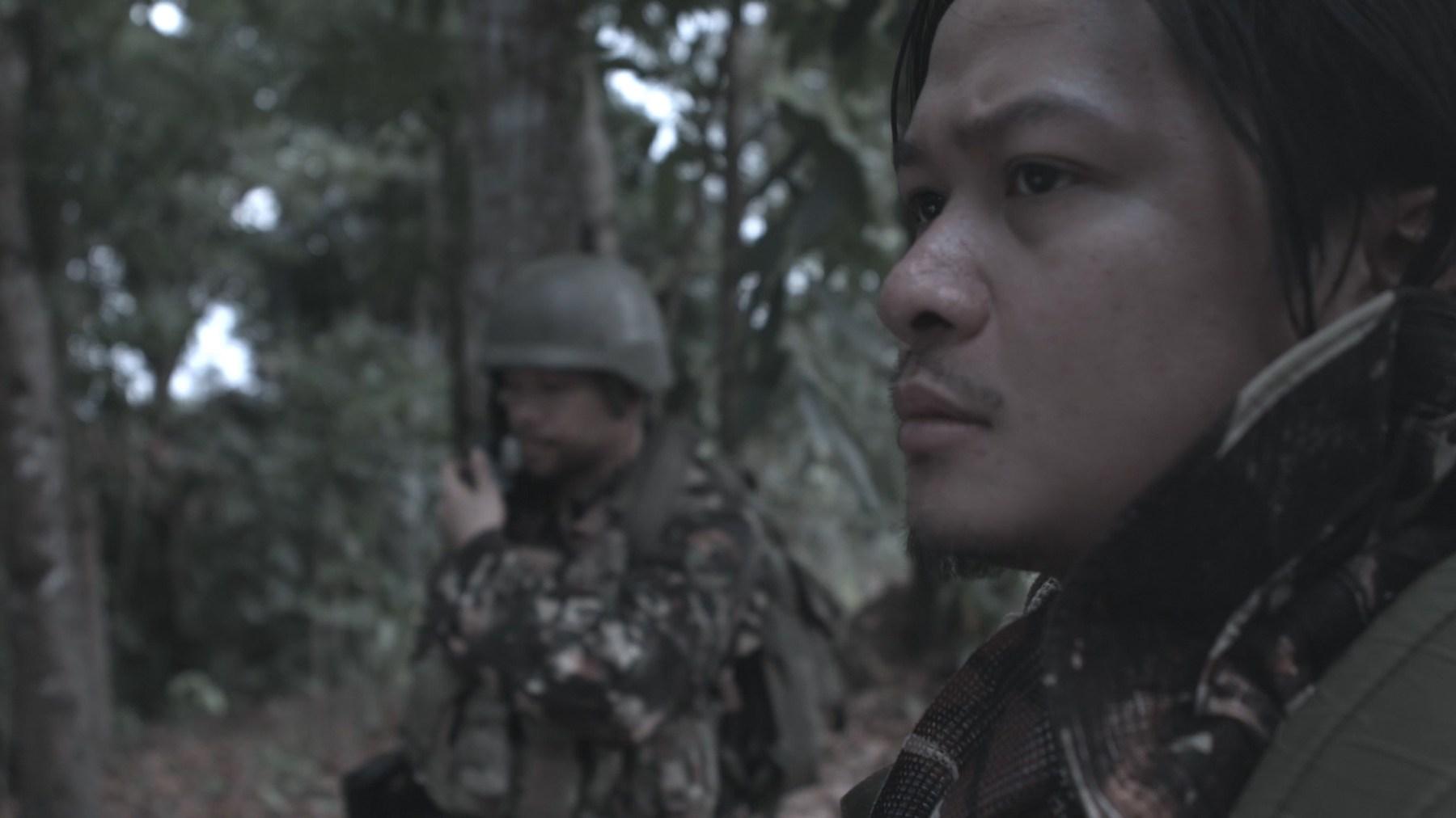Ping Medina and Carlon Matobato in Ang araw sa likod mo (2017)