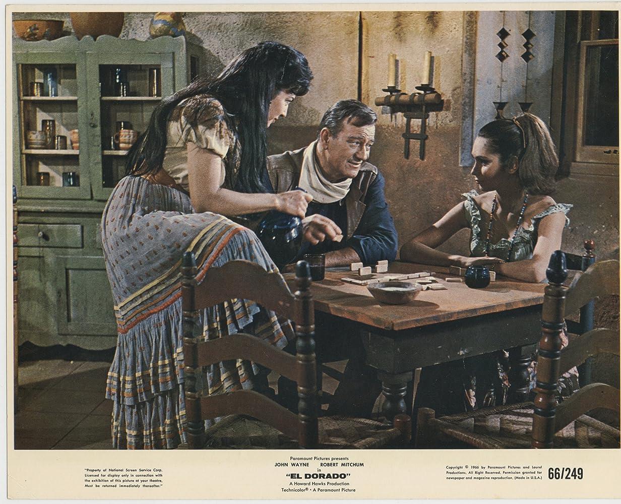 John Wayne In El Dorado (1967)