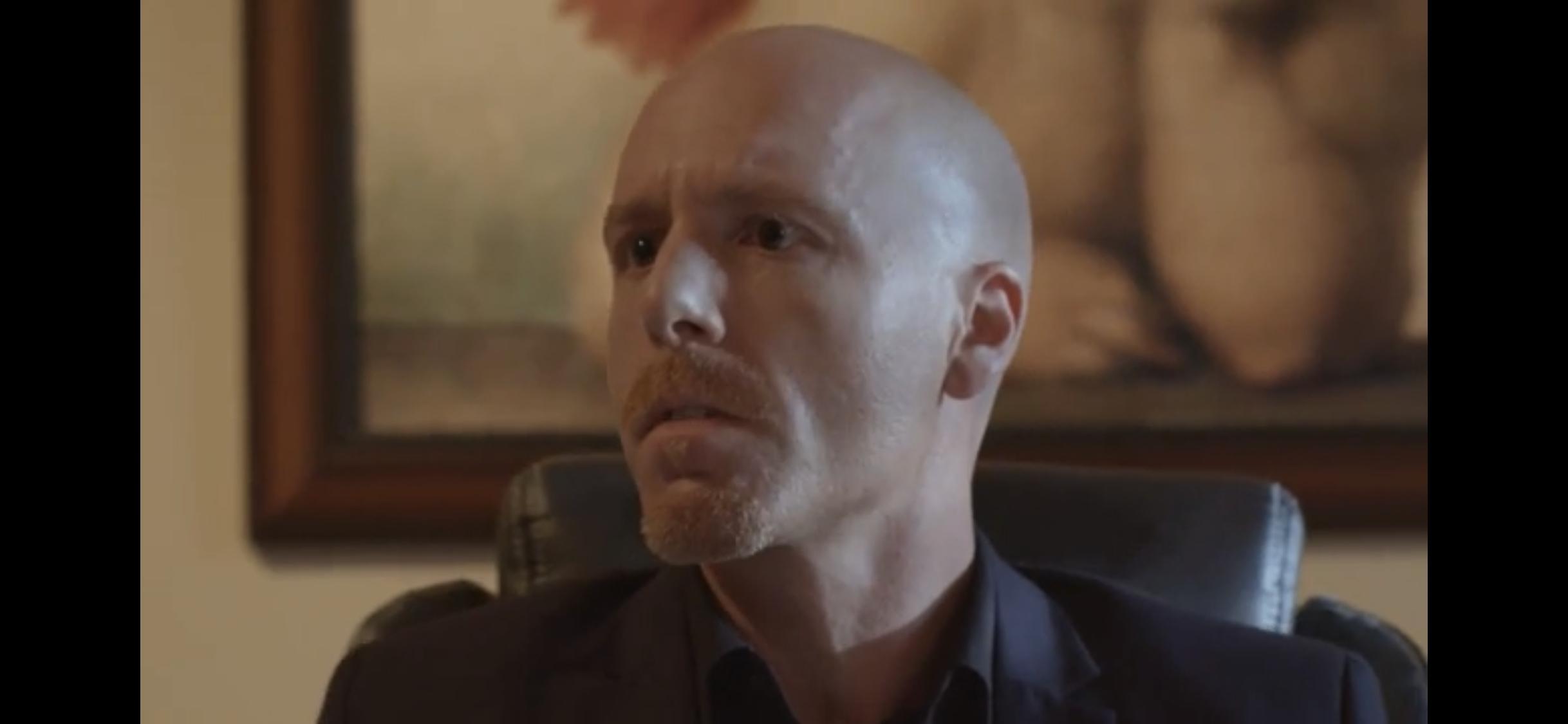 Method Actor Robert Berlin