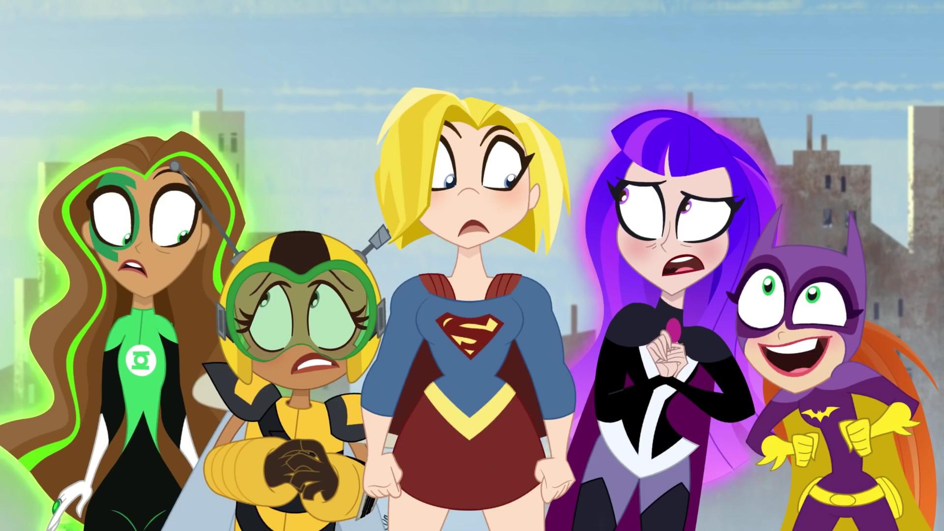 Dc Super Hero Girls Tv Series 2019 Imdb