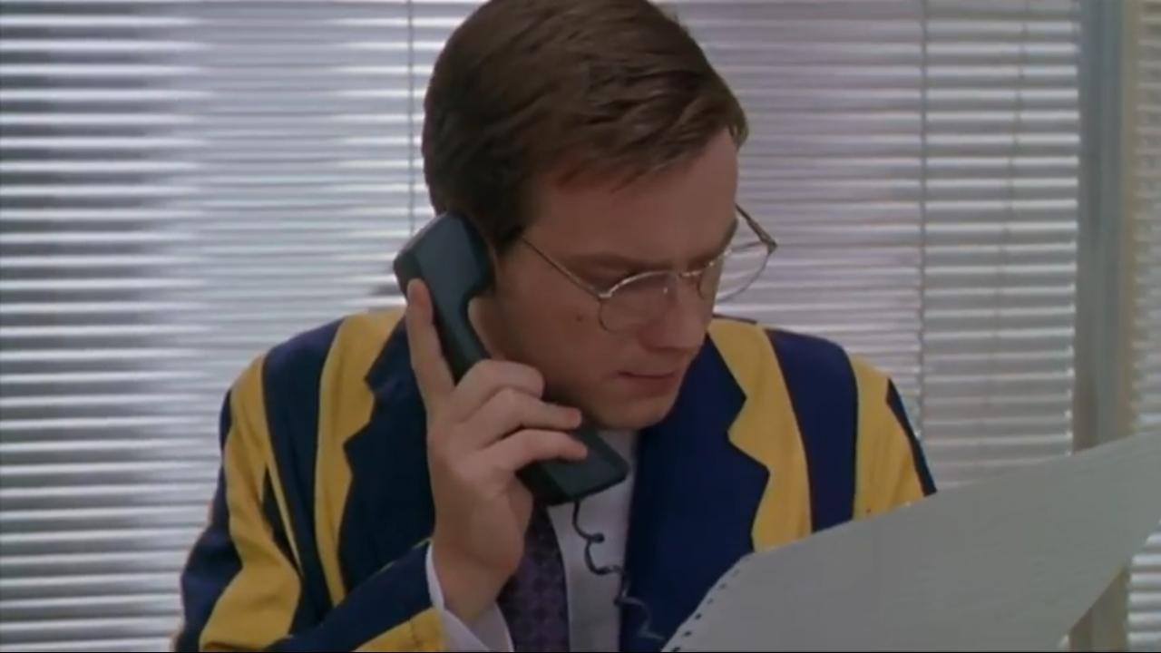 Ewan McGregor in Rogue Trader (1999)