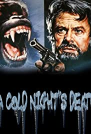 A Cold Night's Death Poster