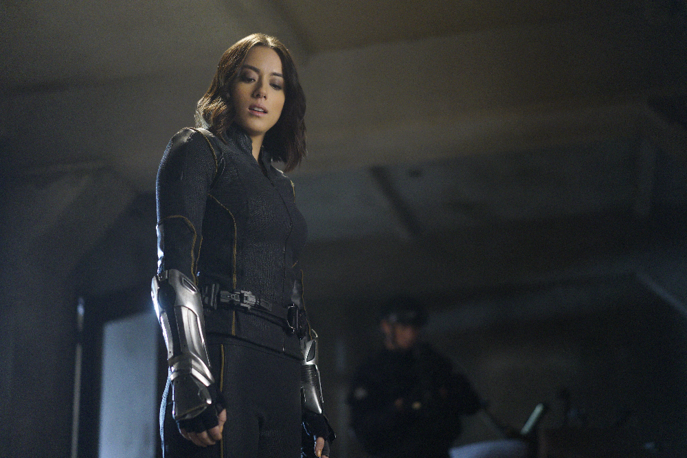 Chloe Bennet in Agents of S.H.I.E.L.D. (2013)