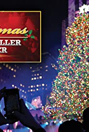 Christmas in Rockefeller Center Poster