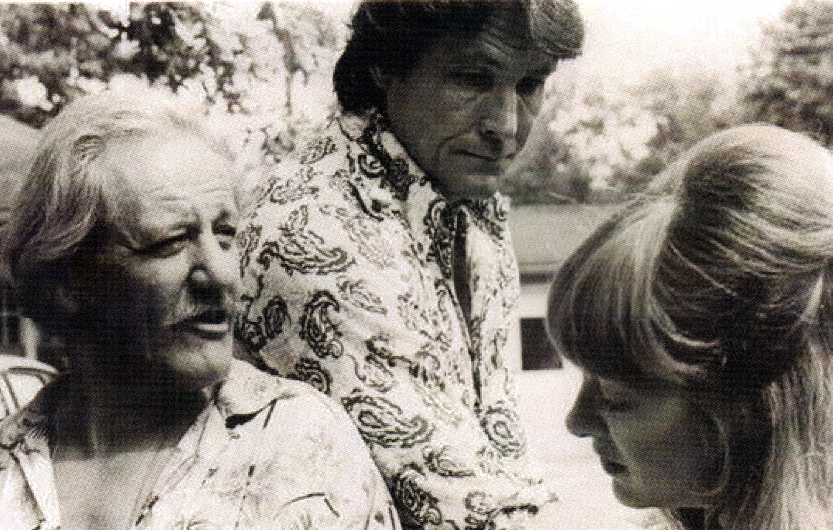 Henry Beckman, Micheline Lanctôt, and William Smith in Blood & Guts (1978)