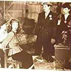 Lorna Gray, Rex Lease, George J. Lewis, and Helen Talbot in Federal Operator 99 (1945)