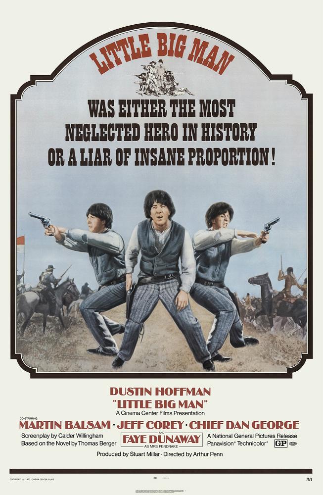Little Big Man (1970) - IMDb