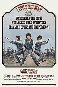 Dustin Hoffman in Little Big Man (1970)