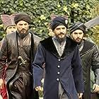 Mehmet Günsür, Serkan Altunorak, and Hilmi Cem Intepe in Muhtesem Yüzyil (2011)