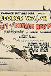 The Test of Donald Norton Poster