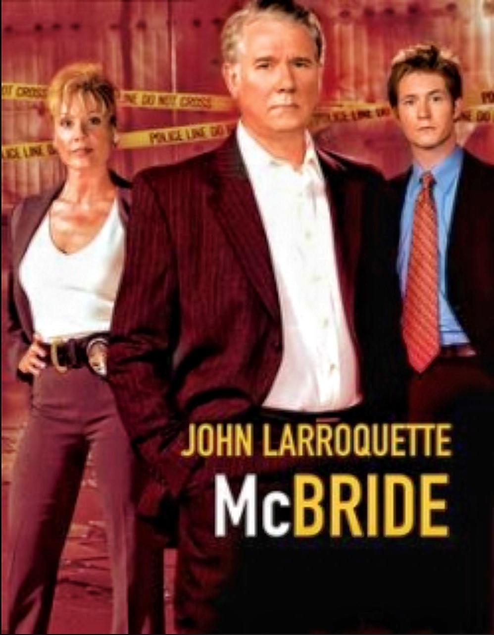 John Larroquette in McBride: It's Murder, Madam (2005)