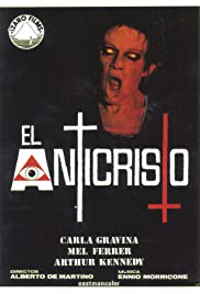 The Antichrist Poster