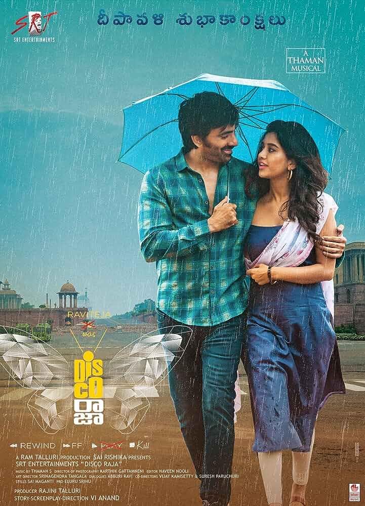 Disco Raja (2020) Telugu