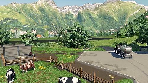 Farming Simulator 19: Alpine Farming Expansion Reveal Trailer