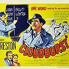 Robert Preston in Cloudburst (1951)