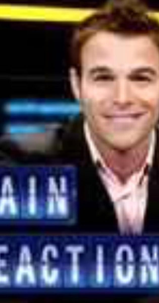 Chain Reaction (TV Series 2006– ) - IMDb