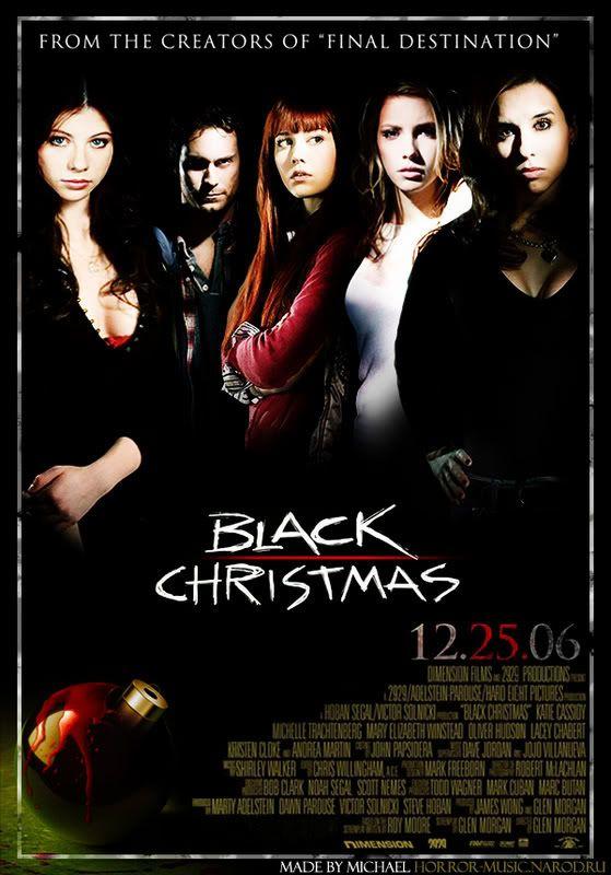 black christmas 2006 - Black Christmas Music