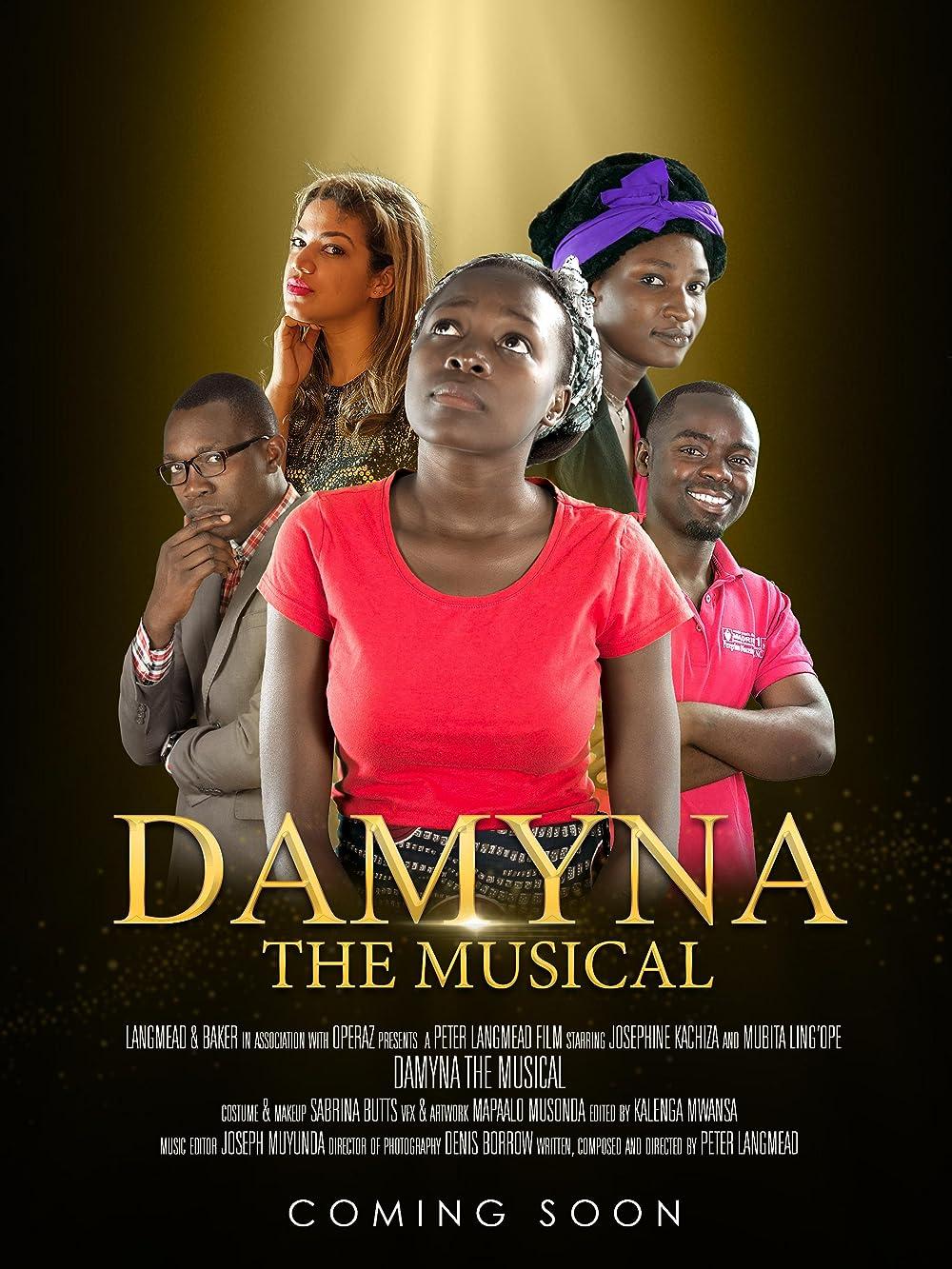 Damyna the Musical 2017