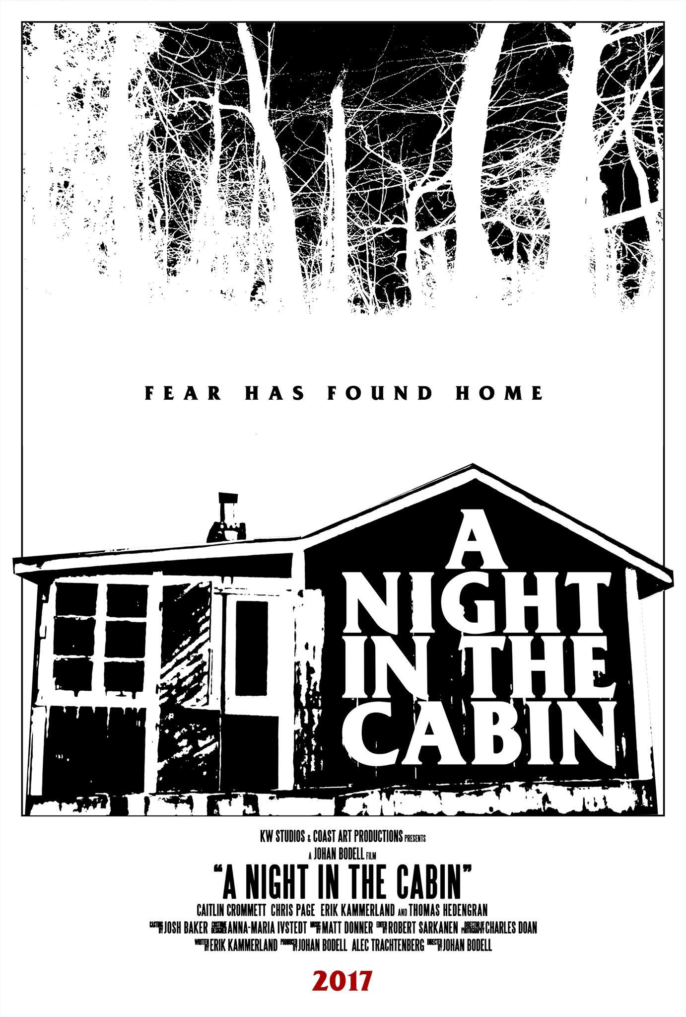 The Cabin (2018) WEBRip 720p