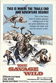 The Savage Wild Poster