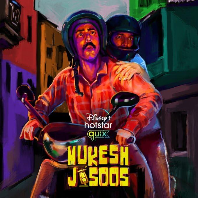 Mukesh Jasoos - Season 1 HDRip Hindi Web Series Watch Online Free