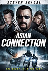Steven Seagal and Pim Bubear in The Asian Connection (2016)