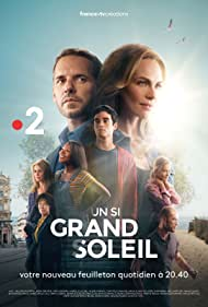 Jeremy Banster, Mélanie Maudran, and Gary Guénaire in Un si grand soleil (2018)