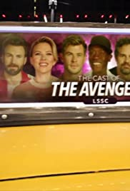 Anna Palmer & Jake Sherman/The Cast of The Avengers/The Lumineers Poster
