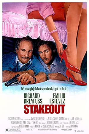 Where to stream Stakeout
