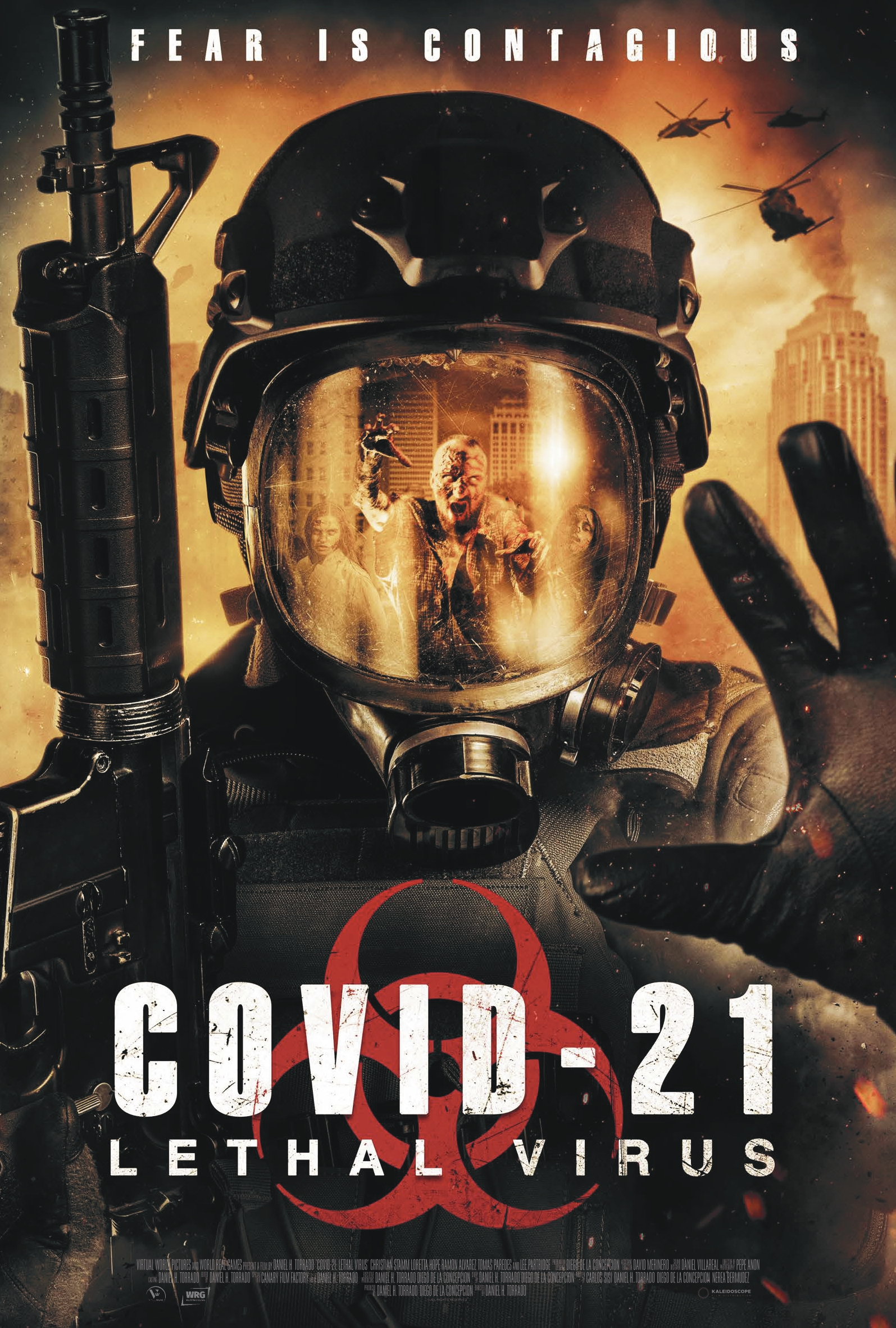 COVID-21: Lethal Virus - Photo Gallery - IMDb