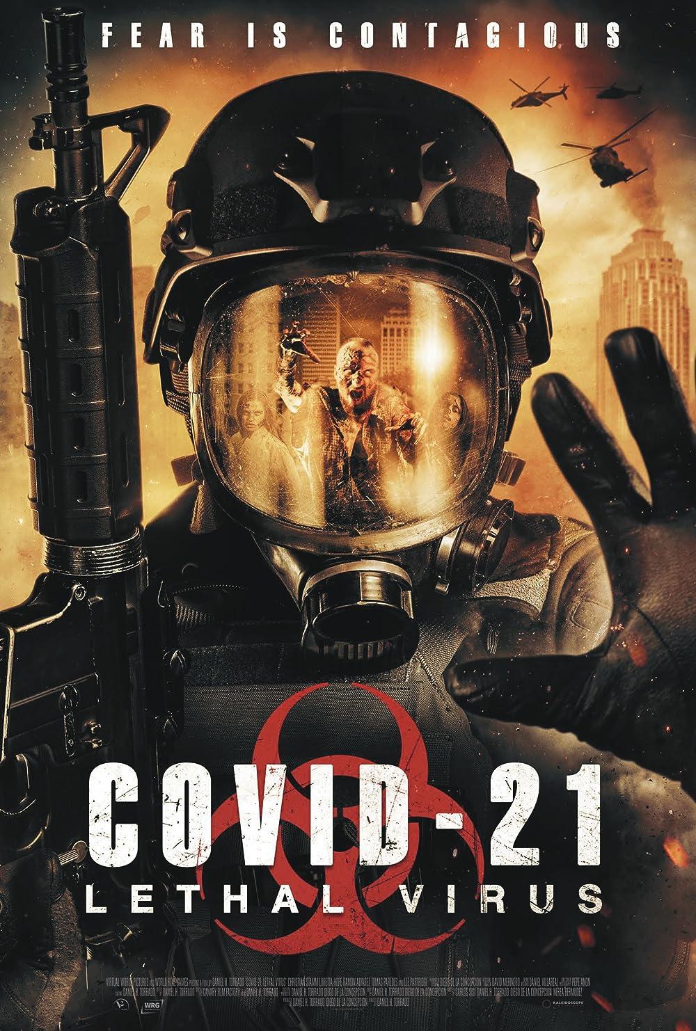 COVID-21 Lethal Virus 2021 English 270MB HDRip Download